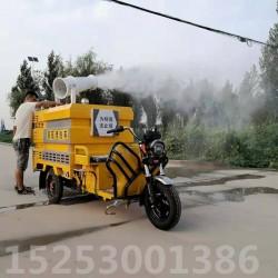 电动三轮高压冲洗车