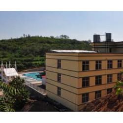 游泳池太阳能热水工程