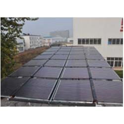 合力冷轧太阳能热水工程