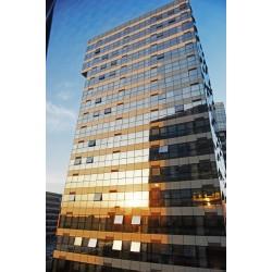 大足区外墙设计施工_大足玻璃幕墙门窗承包商_重庆航鸿幕墙公司