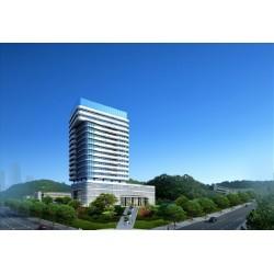 合川区外墙设计施工_合川玻璃幕墙门窗承包商_重庆航鸿幕墙公司