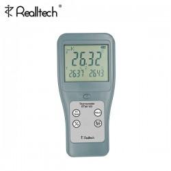 RTM1103高精度测温仪三通道热电偶温度计接触式高温计