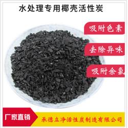 颗粒活性炭煤质木质高碘水处理净水净气椰壳活性炭