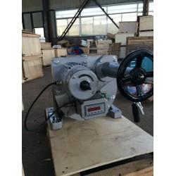 供应普通型角行程DKJ-410CX电动执行器
