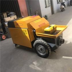 大颗粒混凝土输送泵 机器耐用动力强劲