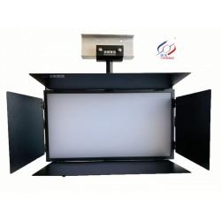 演播室LED平板灯新闻摄影灯舞台灯具厂家