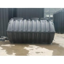 塑料化粪池 三格式化粪池 农改厕专用 厂家直销