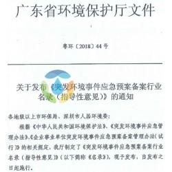 广州环评办理、验收、排污许可、应急预案的先后顺序