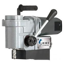 直角磁力钻孔机FE36S磁座钻