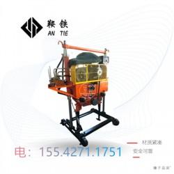 鞍铁汽油捣固镐YD-22型铁路工程器械操作规程详述