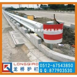 东营高速公路防撞护栏 东营公路波形梁钢护栏 龙桥护栏