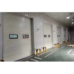丽江工业提升门,工业门,pvc卷帘门高速堆积门,柔性门厂家
