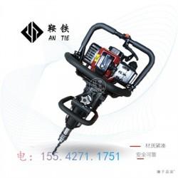 鞍铁RX内燃螺栓钻取机工务铁路设备原来可以这么使用