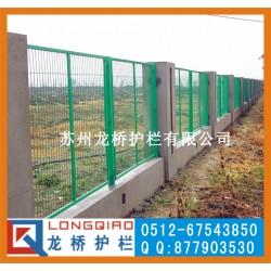 赣州围墙围网 围墙围栏护栏网 浸塑绿色网片护栏网生产厂家