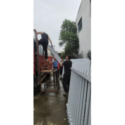 扬州组装式护栏安装 三横杆栏杆定制 一价全含