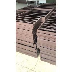 扬州镀锌楼梯扶手百叶窗定制厂家包安装