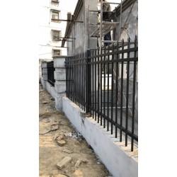 扬州镀锌围墙护栏工程定制 厂房护栏安装这款口碑好