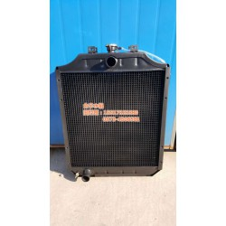 福田雷沃欧豹804拖拉机散热器、金宇水箱