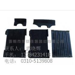贵阳铁路十字橡胶垫板 复合橡胶垫板制造商