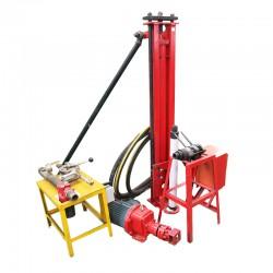 厂家推荐YQ100气动潜孔钻机 打边坡用的潜孔钻机