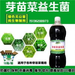 芽苗菜用的益生菌绿色无公害效果好的从哪买