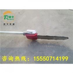 高枝锯工作杆有多长 可以加长的汽油高枝锯