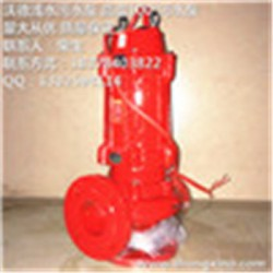 沃德立式无堵塞高温排污泵25WQR5-18-0.75热