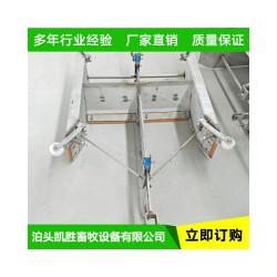 养殖专用 自动刮粪机 304不锈钢清粪机